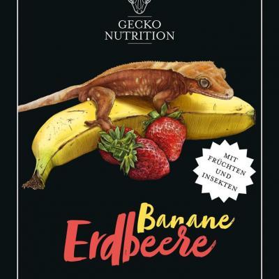 Gecko Nutrition Banane /Fraise 50gr