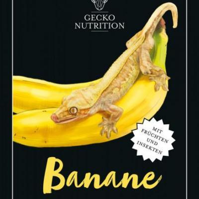 Gecko Nutrition Banane 50gr