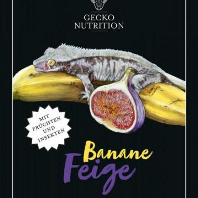 Gecko Nutrition Banane/Figue 50gr