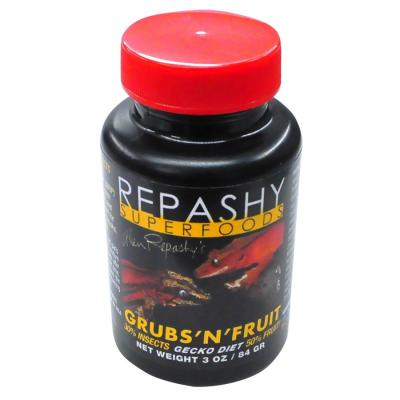 Repashy Grub's N' Fruit pot de 85gr