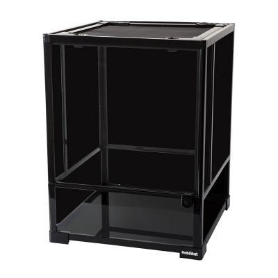 HabiStat Glass Terrarium, 45 x 45 x 60cm , Flat-Packed