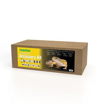 HabiStat Leopard Gecko Accessory Kit
