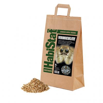 HabiStat Vermiculite Substrate. 10ltrs. Fine.