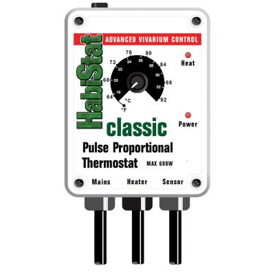 thermostat habistat pulse proportional 600 w