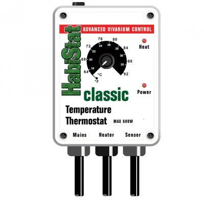 Thermostat Habistat Température 600w