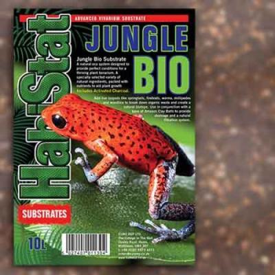 HabiStat. Jungle Bio Substrat 25 Litres