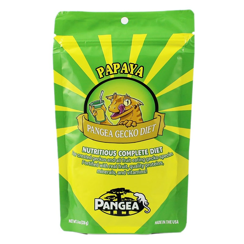 Pangea fruit mix banana papaya complete gecko diet 1