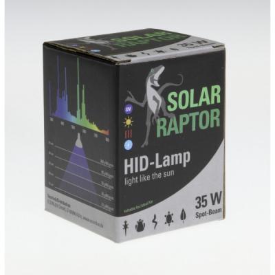 SolarRaptor HID-Lamp 35W Flood