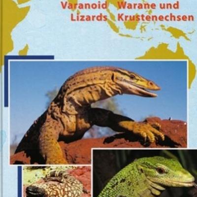 Terralog 6 Varanoid Lizards